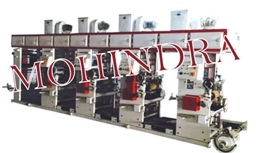 pharmaceutical foil printing machine